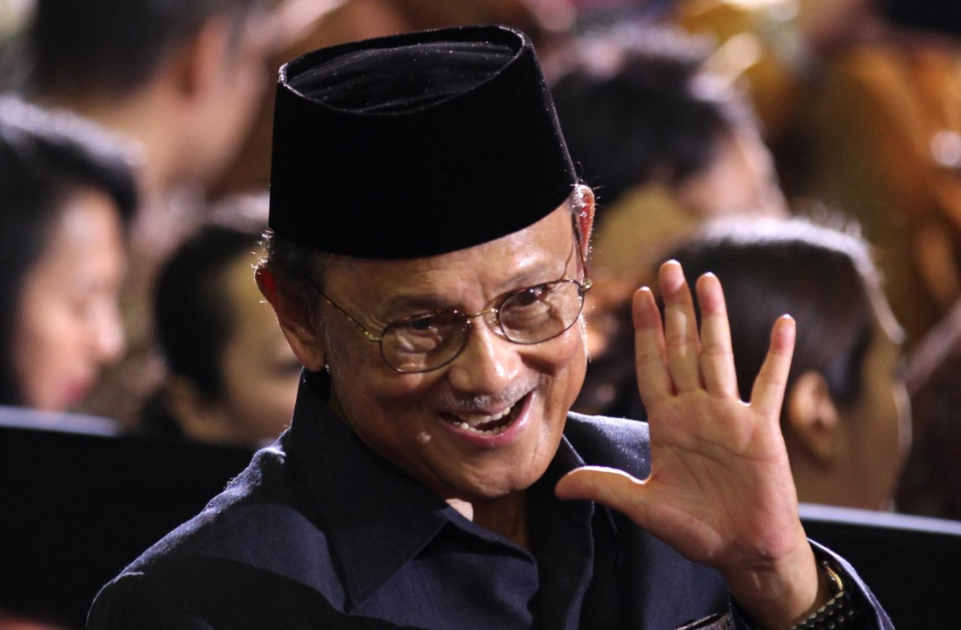 Habibie: Icon for Indonesian mothers and children