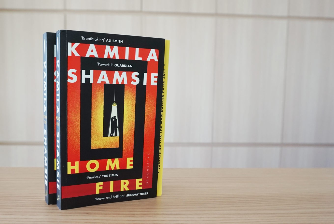 Shamsie's 'Home Fire' wins Women's Prize for Fiction