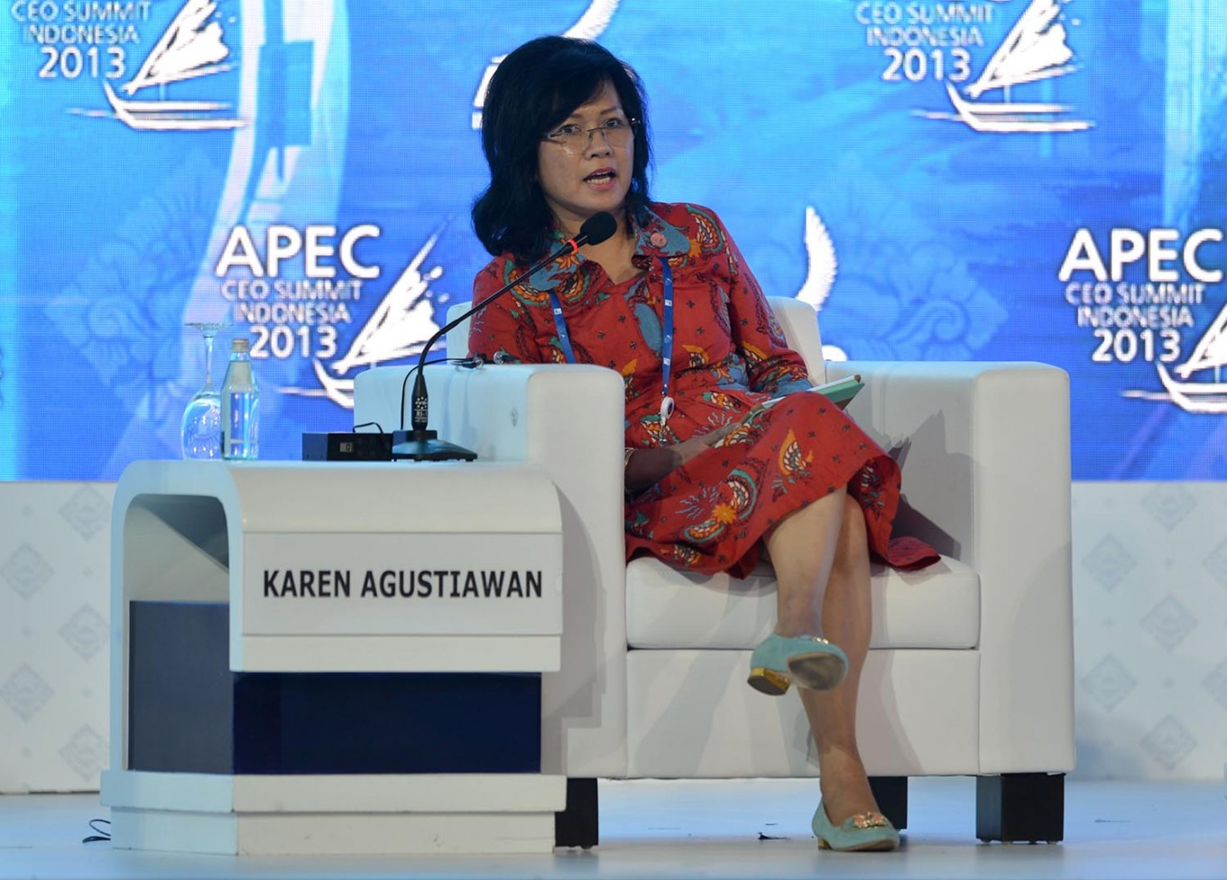 Ex-Pertamina director, Karen Agustiawan, named corruption suspect