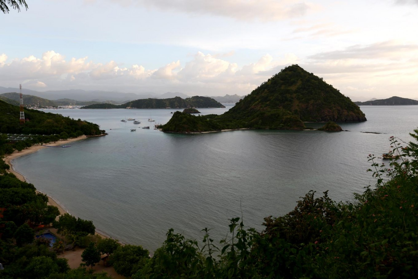 Authority to spend Rp 4 billion to help Labuan Bajo tourist industry