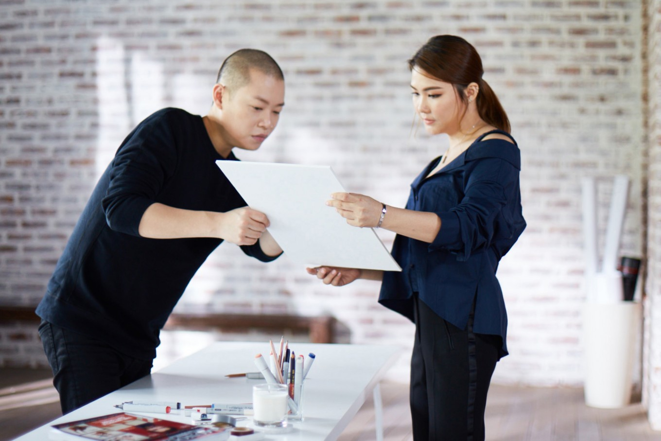 Zalora collaborates with Jason Wu, Sometime by Asian Designers