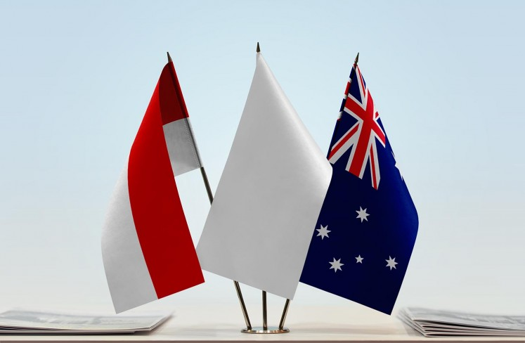Indonesia, Australia boost bilateral ties in counterterrorism, security