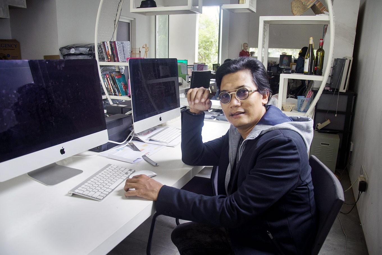 Heri Pemad: The 'madman' behind ARTJOG
