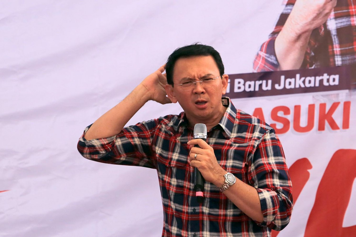 What politics? Ahok plans to become oil businessman, TV host
