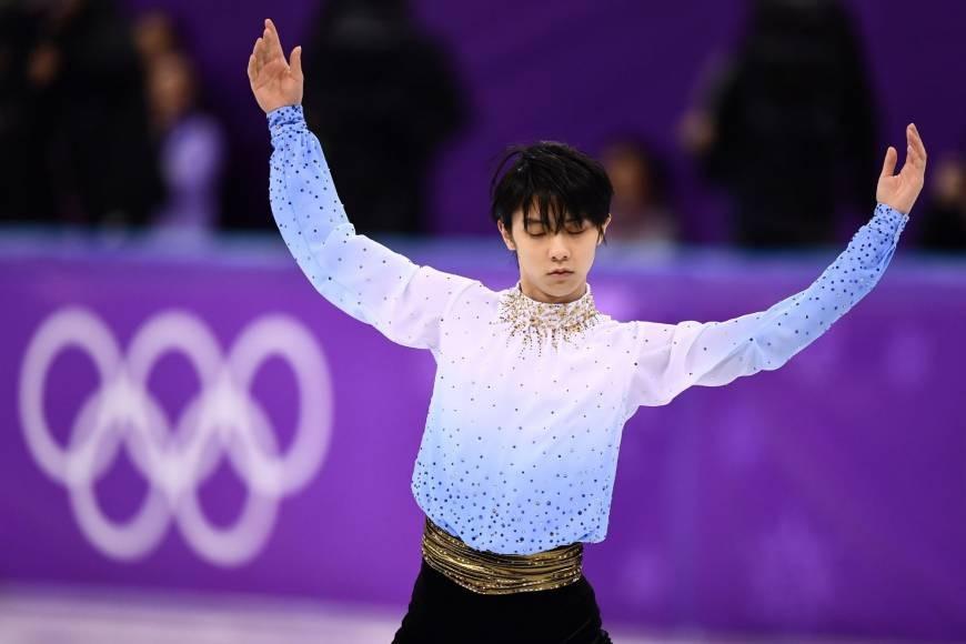 Yuzuru Hanyu's latest honor: Happy News Person
