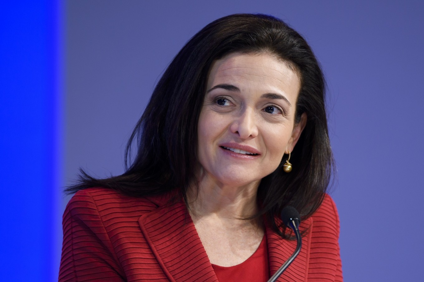 Facebook isn't taking political ads 'for the money,' COO Sandberg says