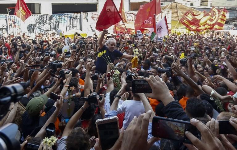 Lula banned from Brazil presidential race