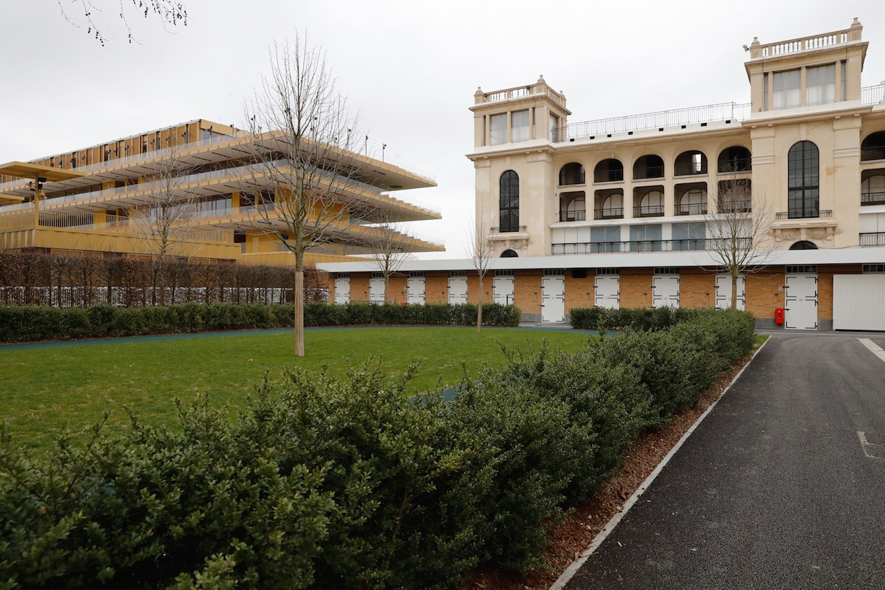 Longchamp reopens after 150 million makeover