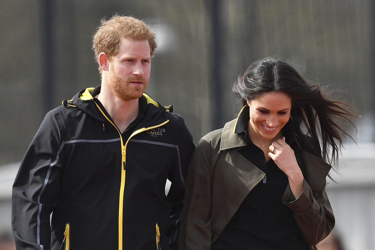 Prince Harry's fiancee craves 'Diana 2.0' role: biography