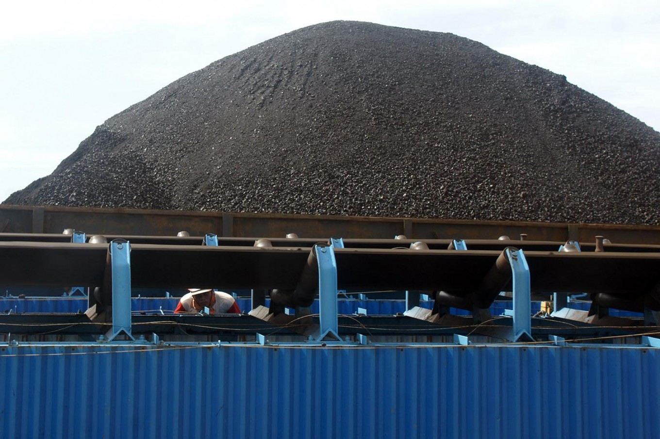 Indonesia's coal reference price down 2.97 percent