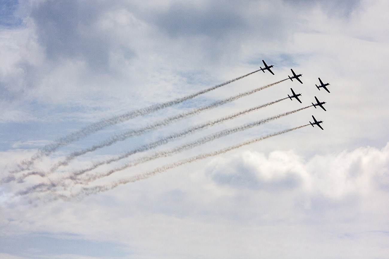 Air Force commemorates 72nd anniversary