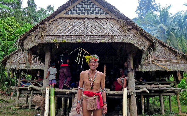 Mentawais rise to save customary lands