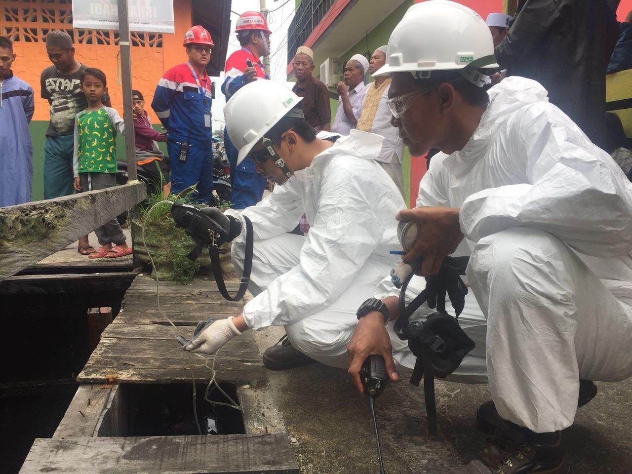 Pertamina adds health posts in Balikpapan to fulfill public health needs