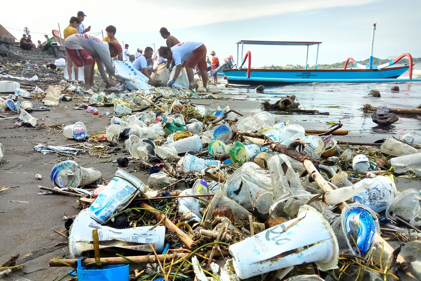 Circular economy for plastics: What is at stake for ASEAN?