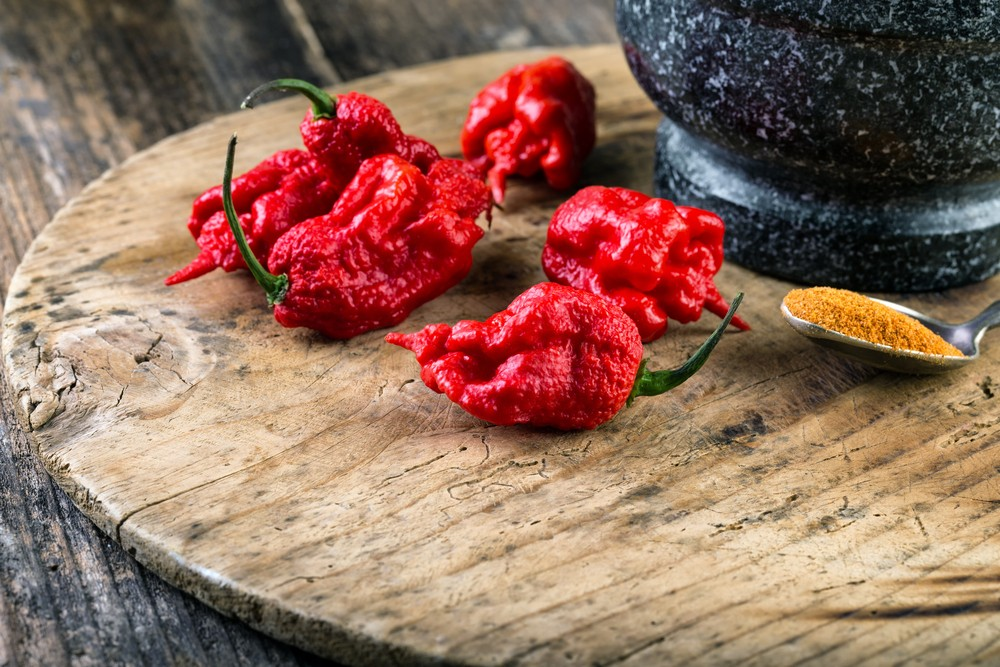 World's hottest chili pepper gives man 'thunderclap' headaches