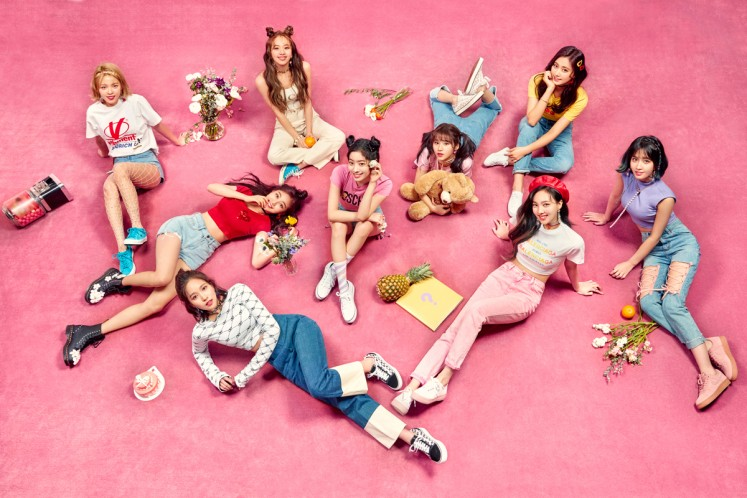 Twice will perform under Twiceland Zone 2: Fantasy Park tour in some countries, including Indonesia.