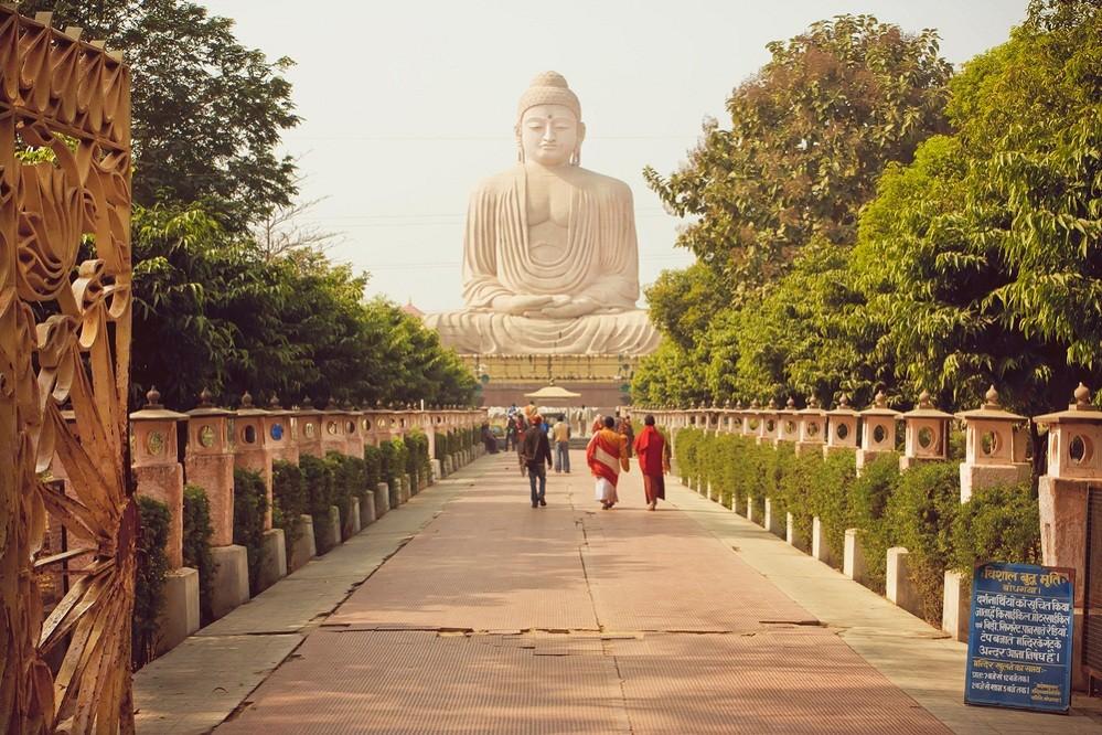 Αποτέλεσμα εικόνας για India is promoting Buddhist tourism to attract more Japanese tourists