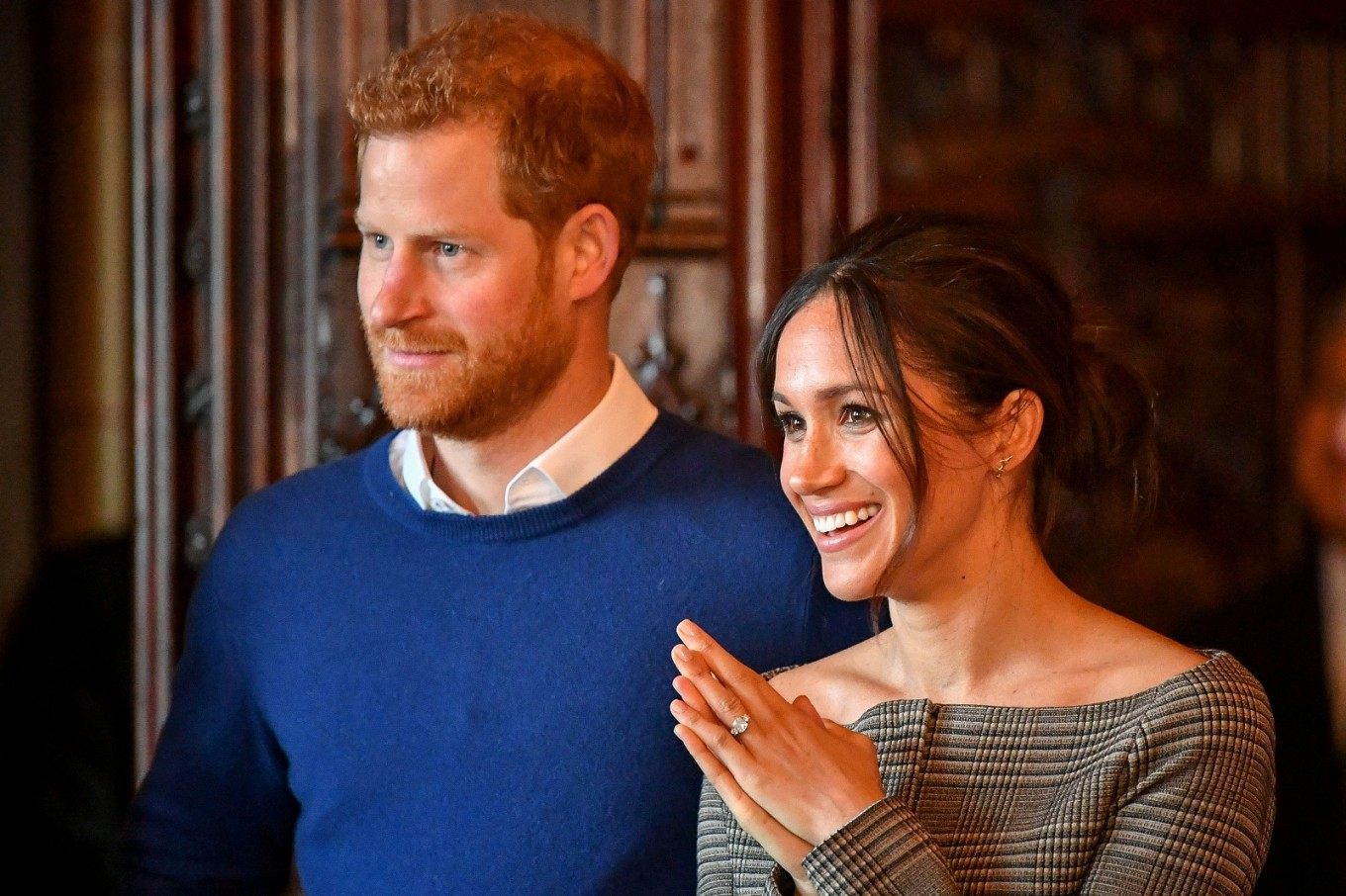 Prince Harry and Meghan Markle to stay at separate hotels on eve of wedding