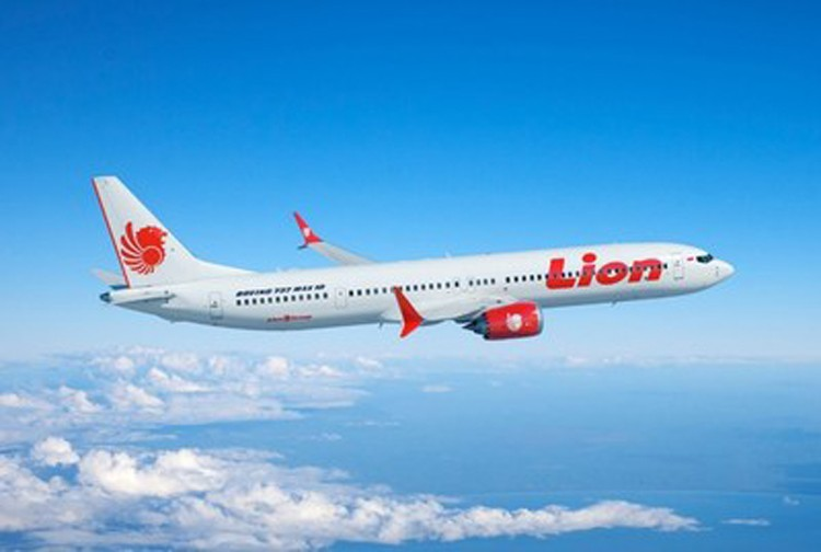 Lion Air Group purchases 50 Boeing 737 MAX 10 planes