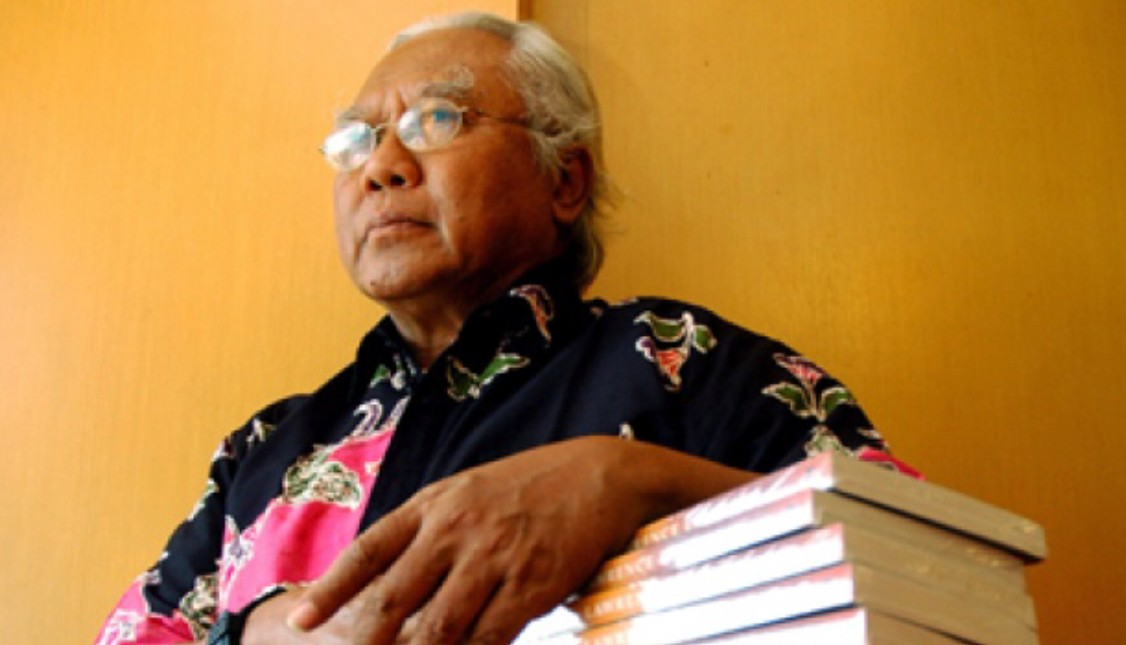 Renowned writer Danarto dies after accident