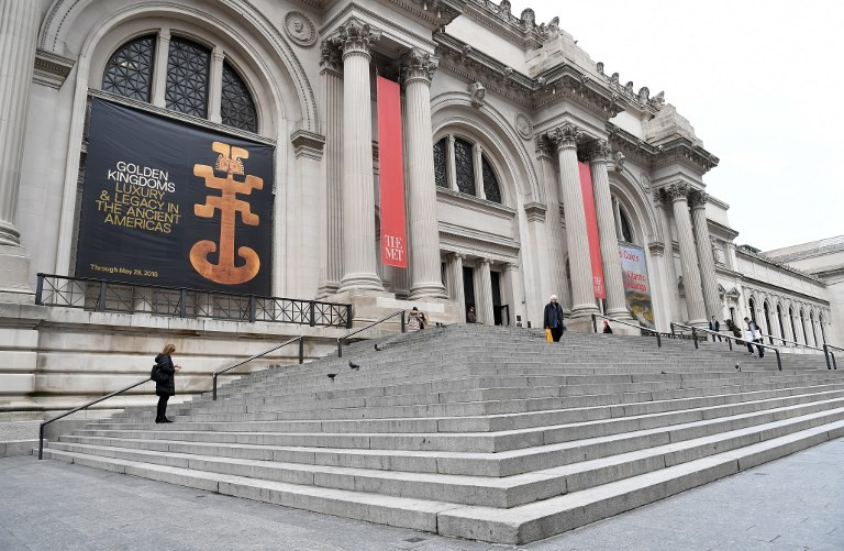 The Met to showcase contemporary art on its façade