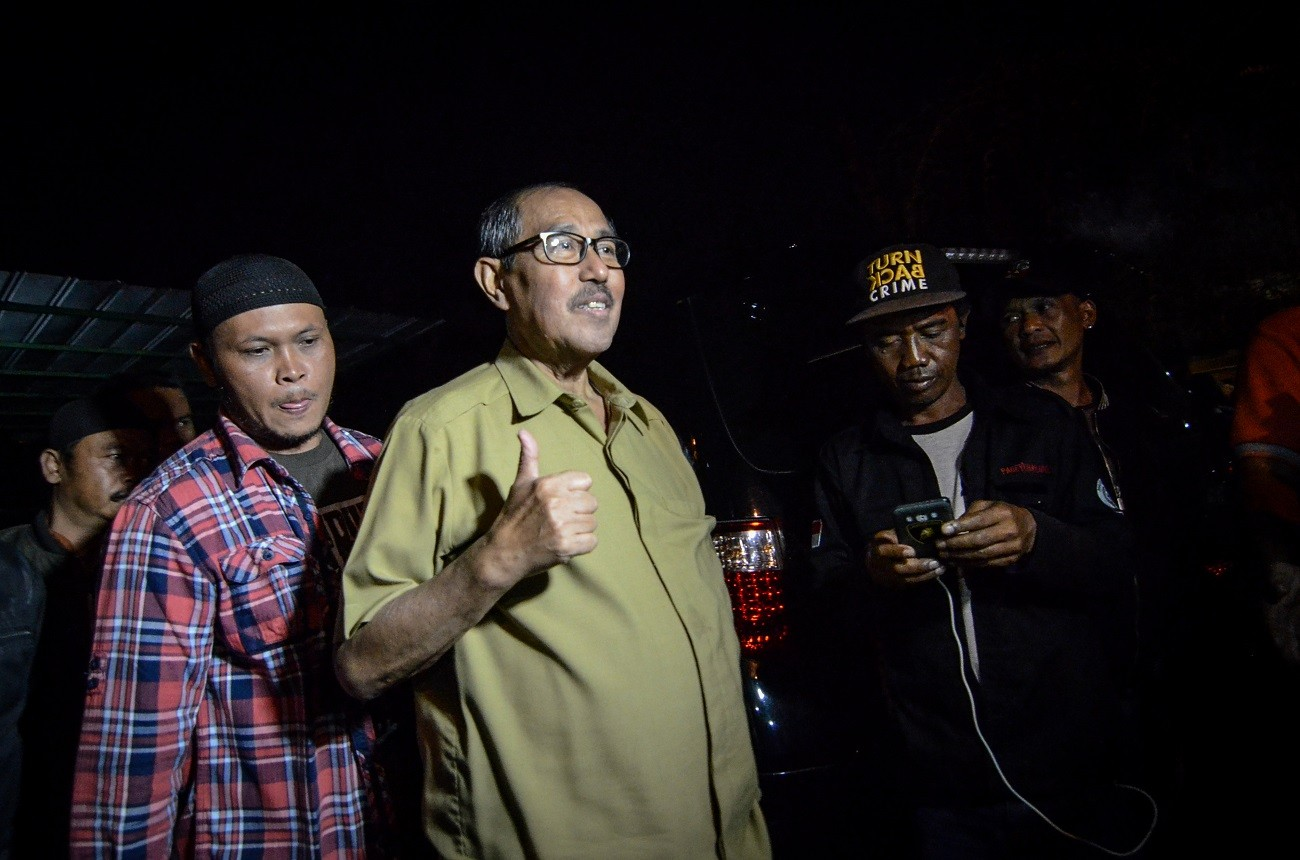 Former West Bandung regent jailedfor corruption