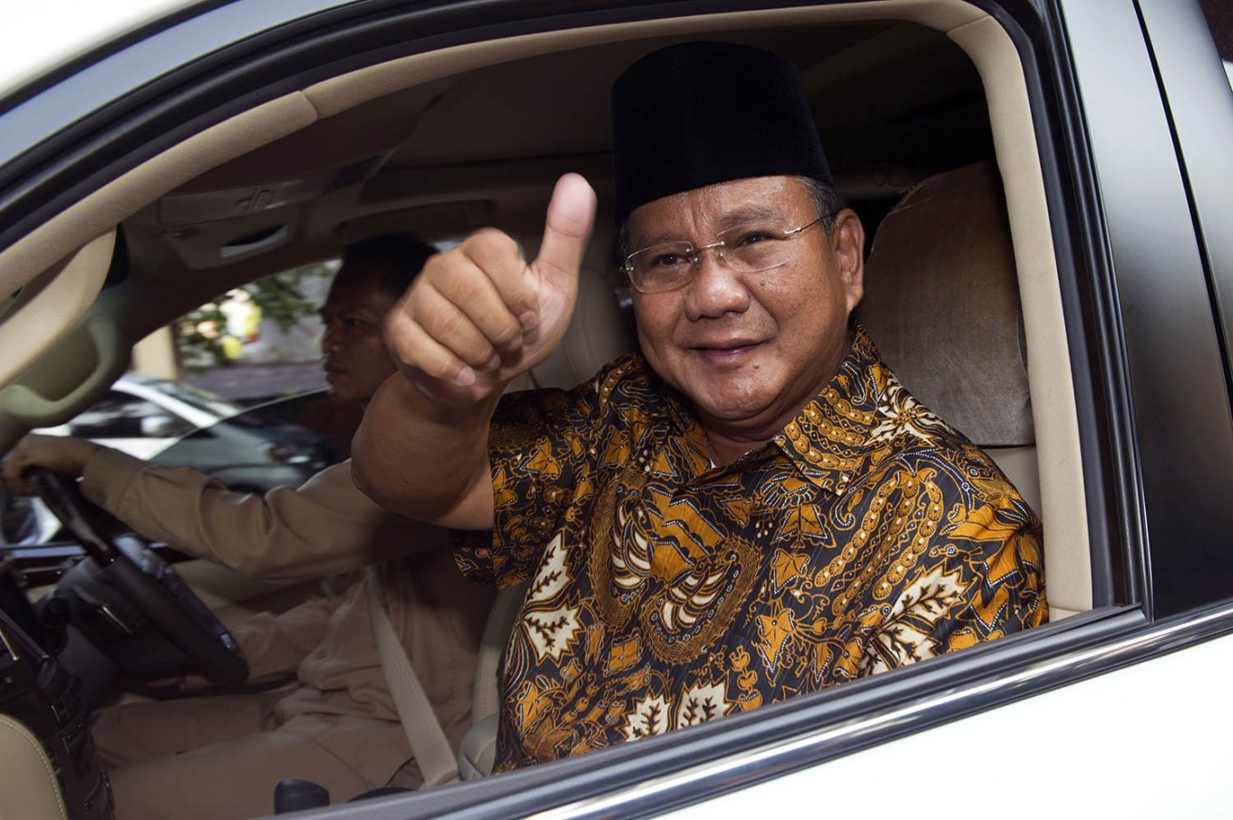 Prabowo's presidential bid hangs in the balance