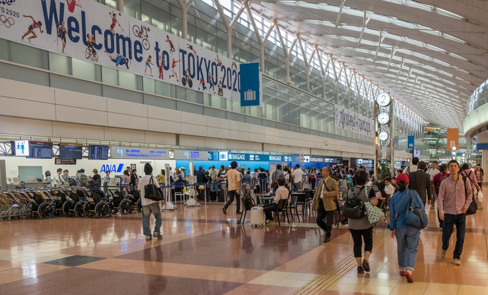 Travelers leaving Japan to pay 1,000-yen 'sayonara tax' from January 2019