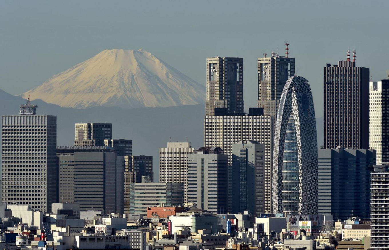 Tokyo is world city facing greatest risks: Lloyd's index