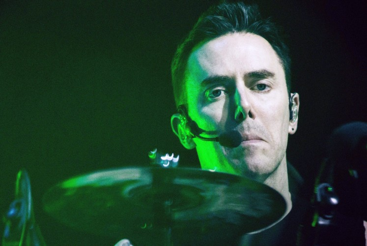 Drummer Glen Power