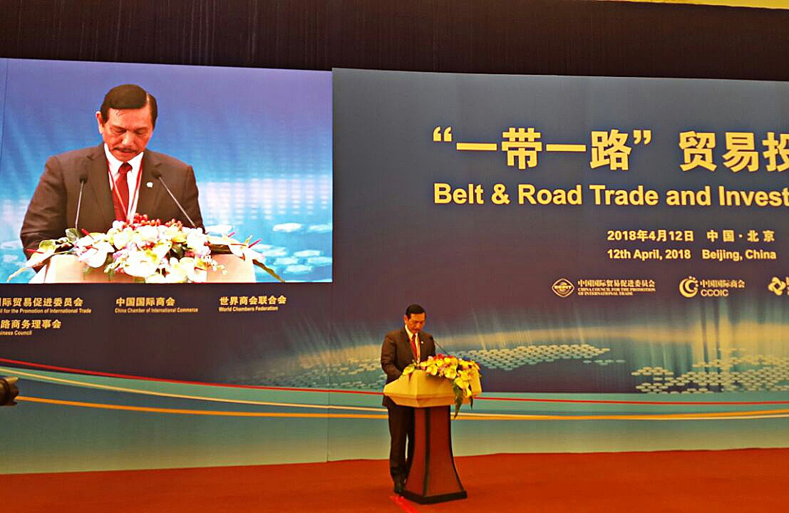 Minister asserts Indonesia's neutral stance amidst China-US trade war