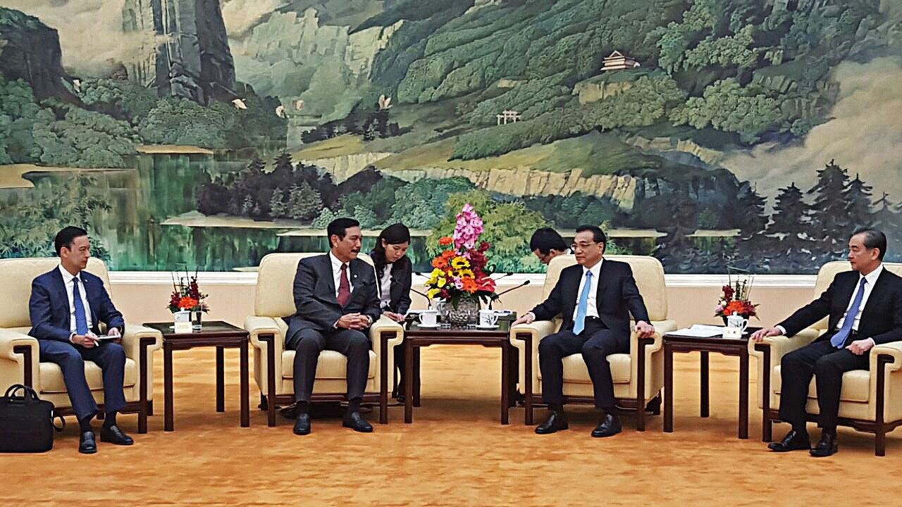 Belt and Road benefits Indonesia, the world