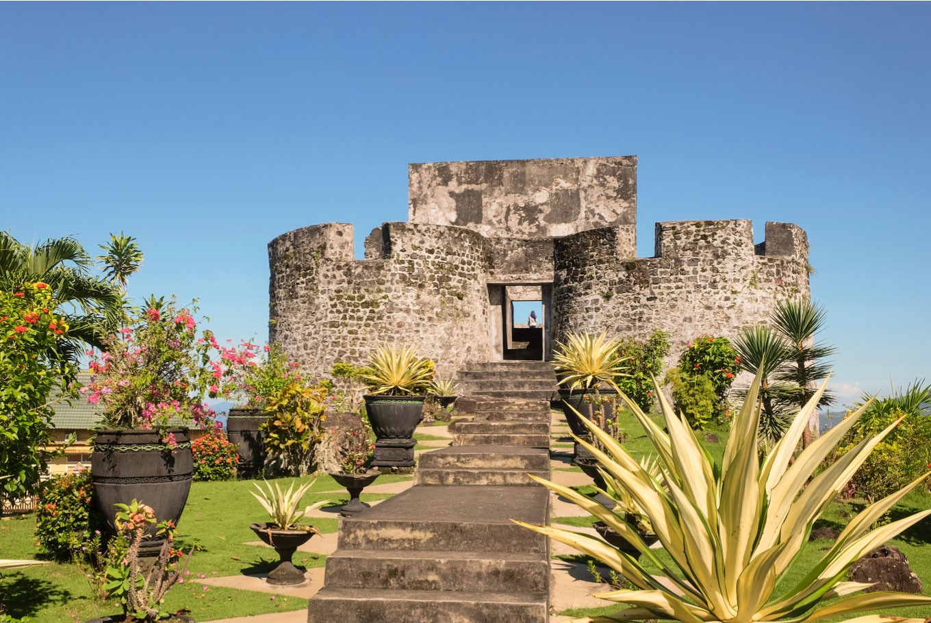 Four must-see historical spots in Ternate