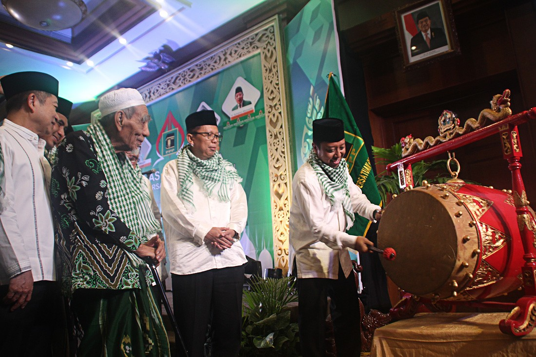 PPP ready to counter hate speech against Jokowi: Chairman