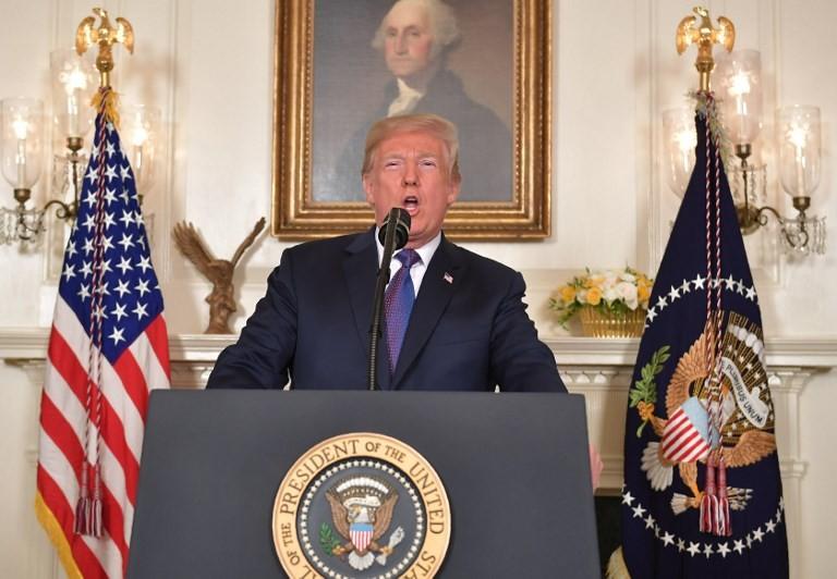 Trump defends 'Mission Accomplished' claim