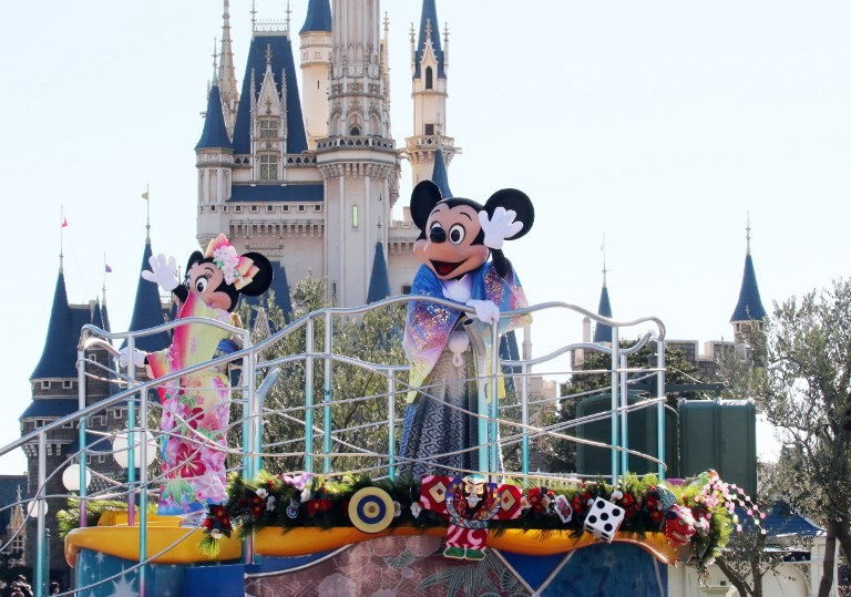 Tokyo Disneyland marks 35th anniversary with reopened popular attraction