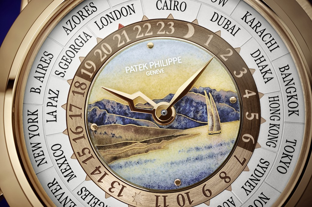 Patek Philippe launches new World Time Minute Repeater, Ladies First Chronograph