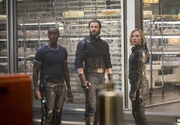 'Avengers: Infinity War': To infinity … and be awed!
