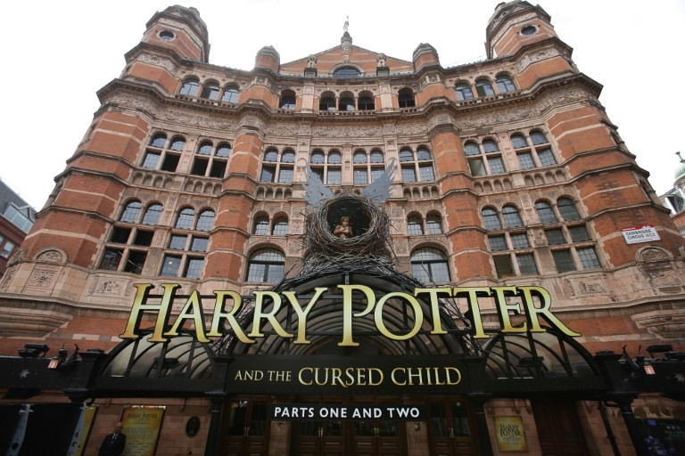 'Cursed Child' breaks theater production records