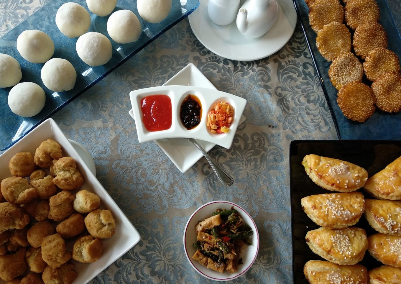 Tracing the path of dim sum with Gran Melia Jakarta