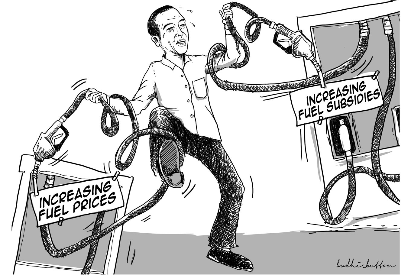 EDITORIAL: Government market intervention - Editorial - The Jakarta Post