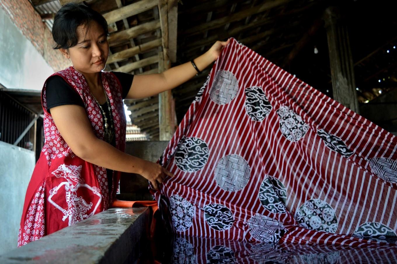 New technology helps customers identify 'original' batik