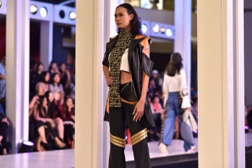 ESMOD students showcase work in Marvel-inspired fashion competition