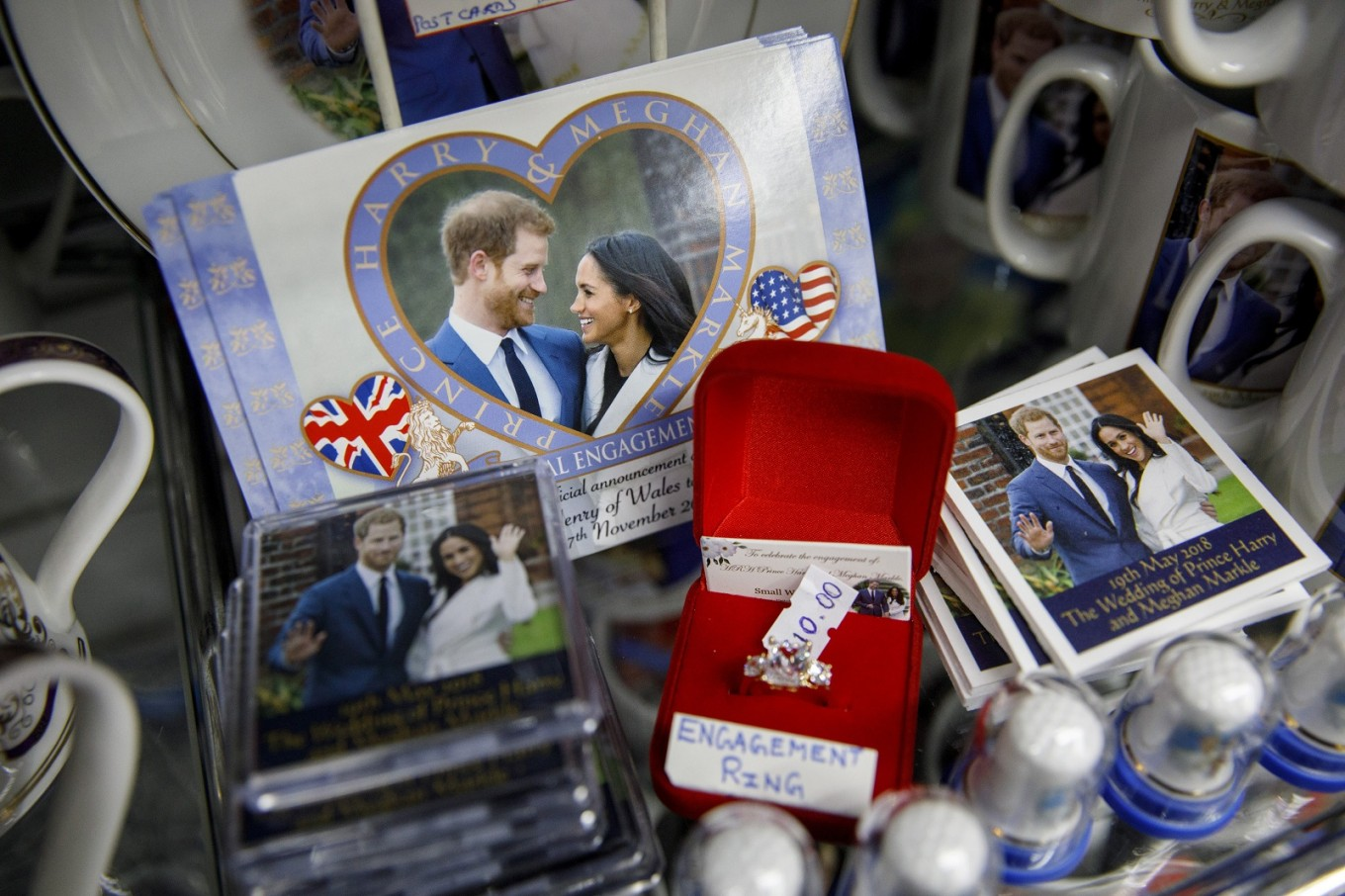 The media are agog but are Britons really bothered about royal wedding?