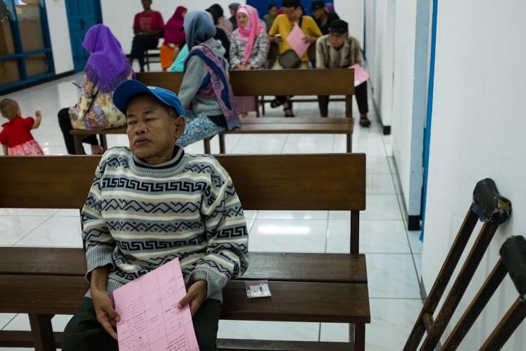 Mangku Sitepoe's devotion to public health in spotlight