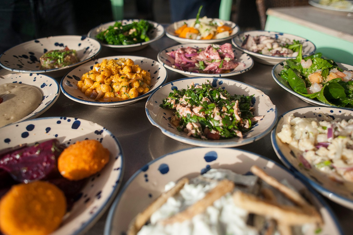 An Ottolenghi guide to eating in Israel, the new food hotspot