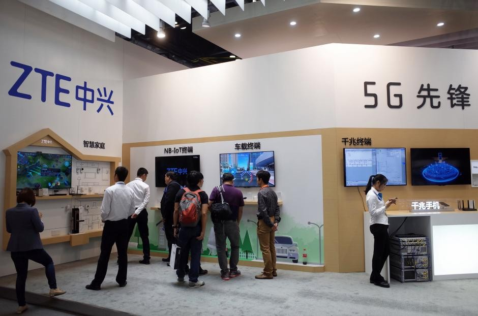Chinas Zte Signed Preliminary Agreement To Lift Us Ban Sources