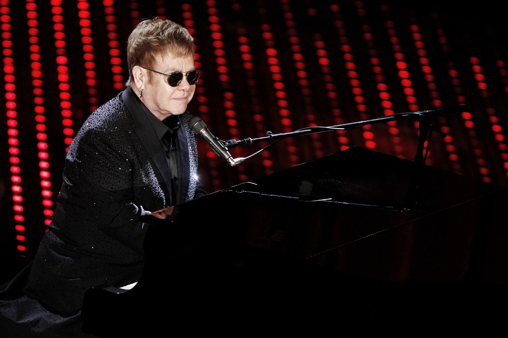 Star-studded 'Revamp' for Elton John's songs
