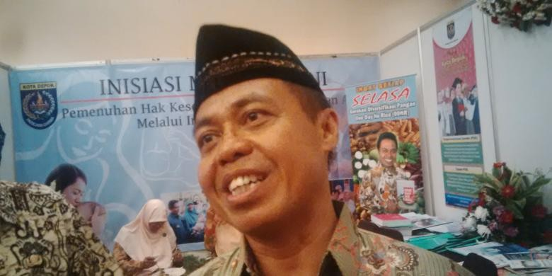80 questioned in Depok graft case against Nur Mahmudi