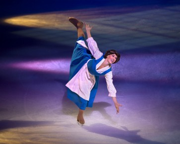 The charm of Disney on Ice